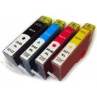 Pack cartouches compatible HP 364 XL